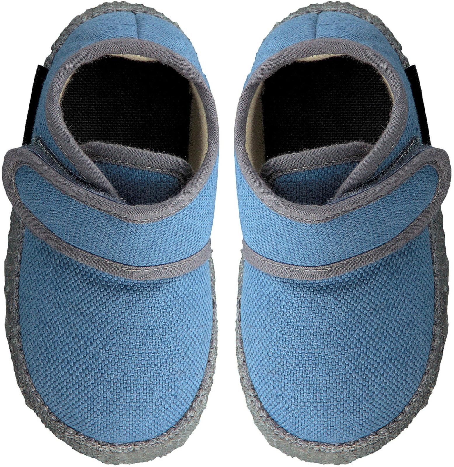 Dětské bačkůrky Nanga Luna Child - jeans - Skibi Kids faabb5fd1f