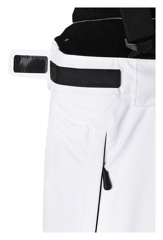 547a6845c828 Dětské nepromokavé membránové kalhoty Reima Terrie - white - Skibi Kids