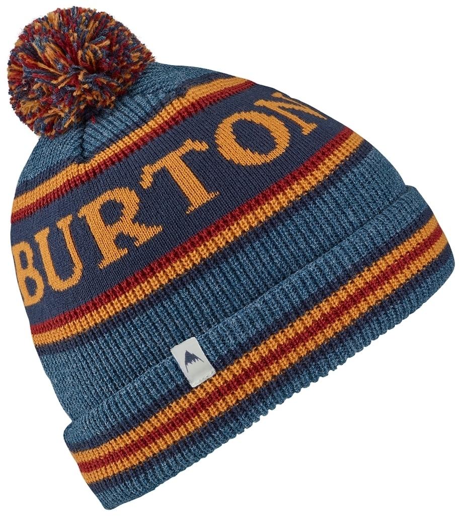 Chlapecká zimní čepice Burton Boys Trope Beanie Mood Indigo - Skibi Kids 4929f422ad