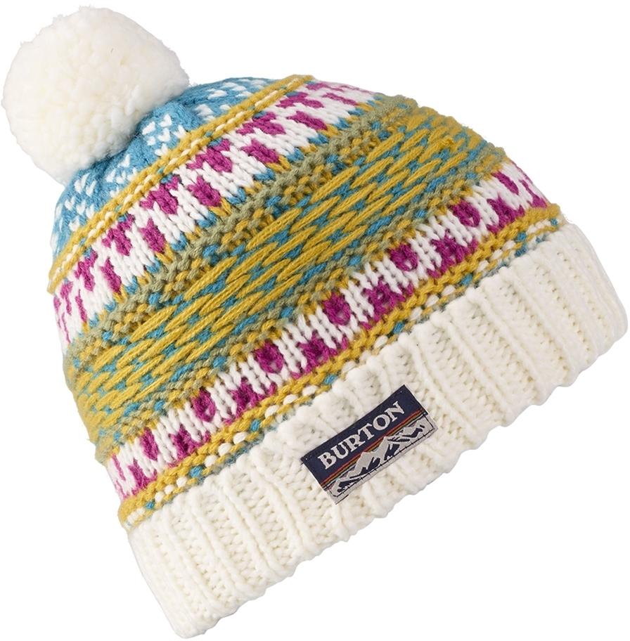 ea358c0b2f9 Dívčí zimní čepice Burton Girls Walden Beanie Tahoe - Skibi Kids