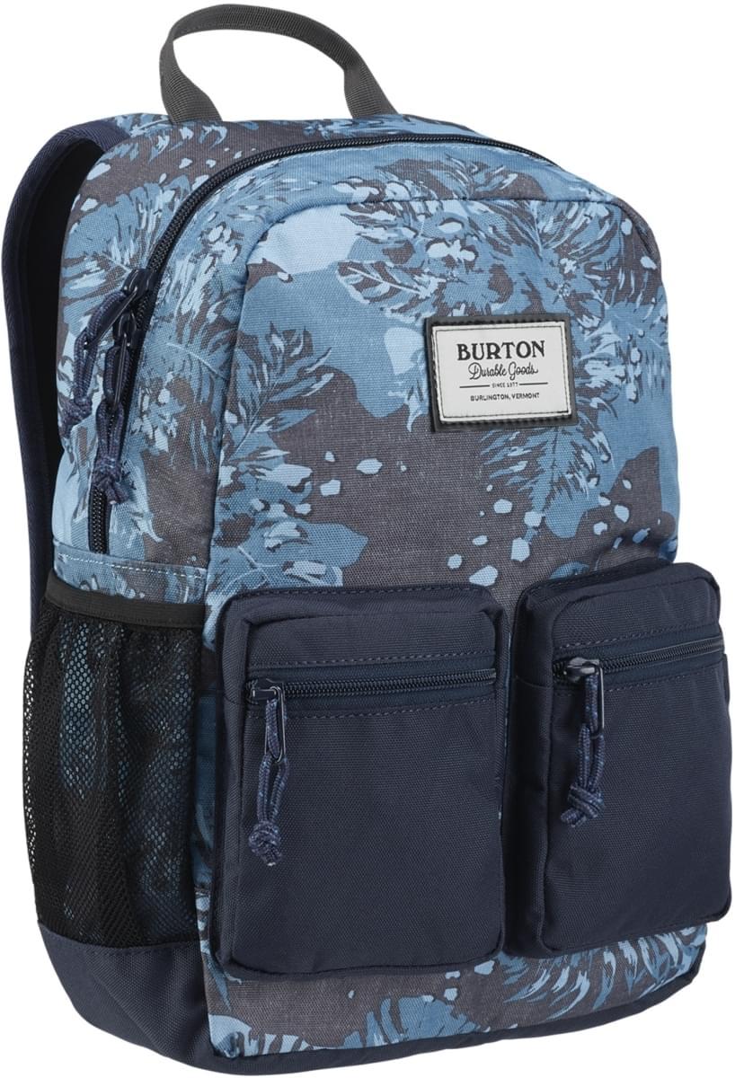 Dětský batoh Burton Youth Gromlet Pack - saxony blue hawaiian ... a899dd31e2