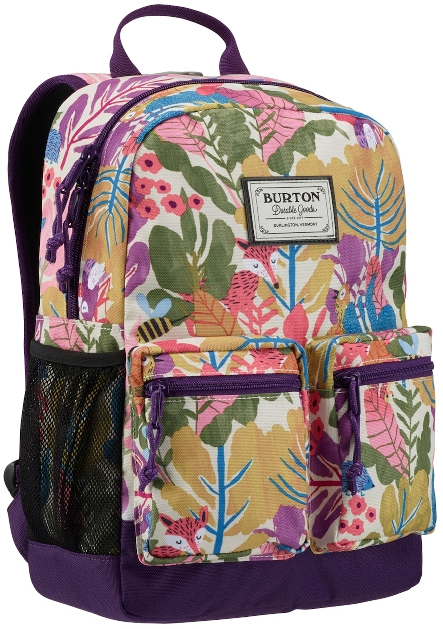 Dětský batoh Burton Youth Gromlet Pack Forest Friends Print - Skibi Kids b356f7c708