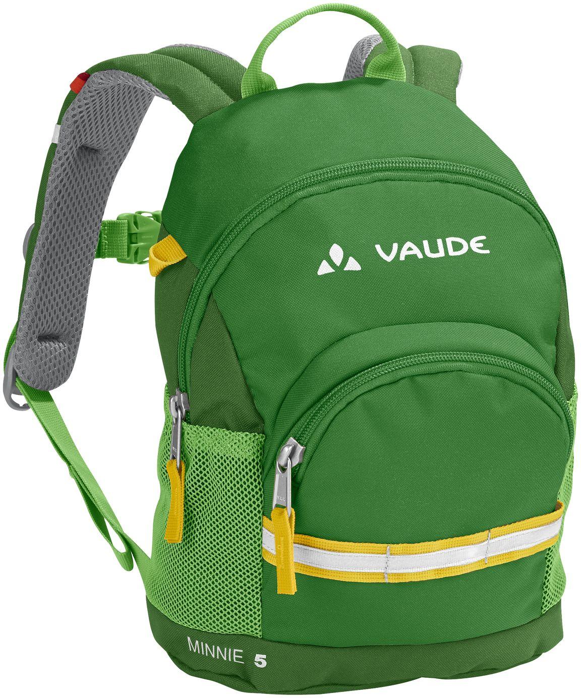 e8ede330cfe Dětský batoh Vaude Minnie 5 - parrot green - Skibi Kids