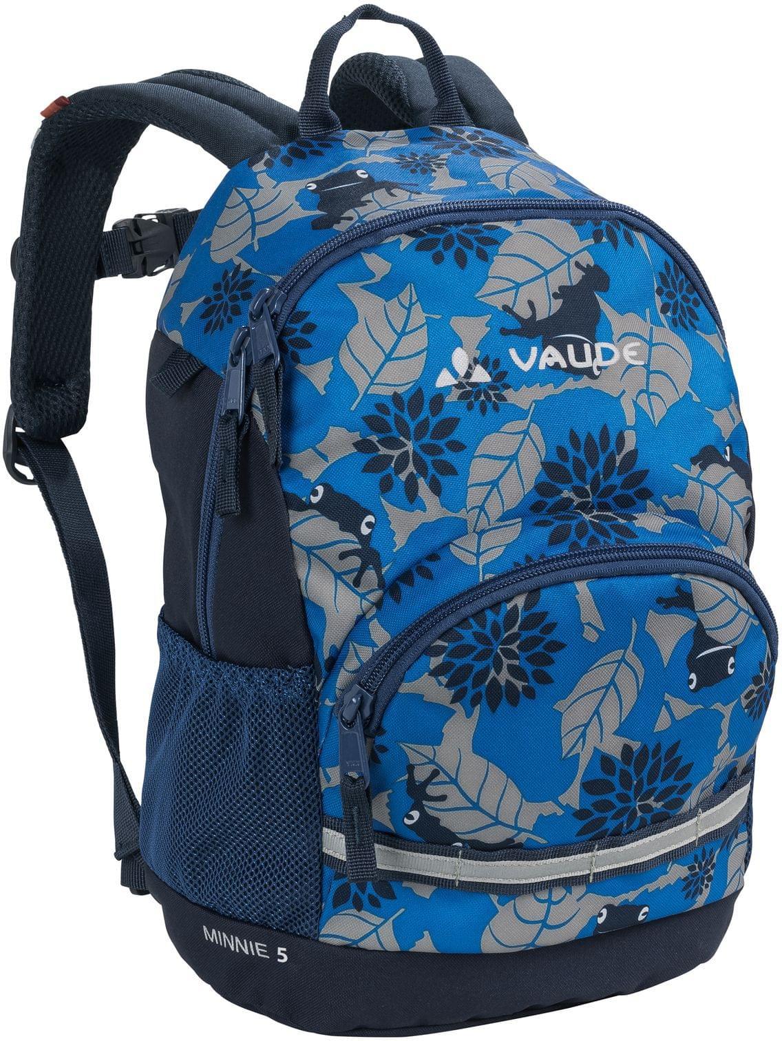 24184ba2879 Dětský batoh Vaude Minnie 5 - radiate blue - Skibi Kids