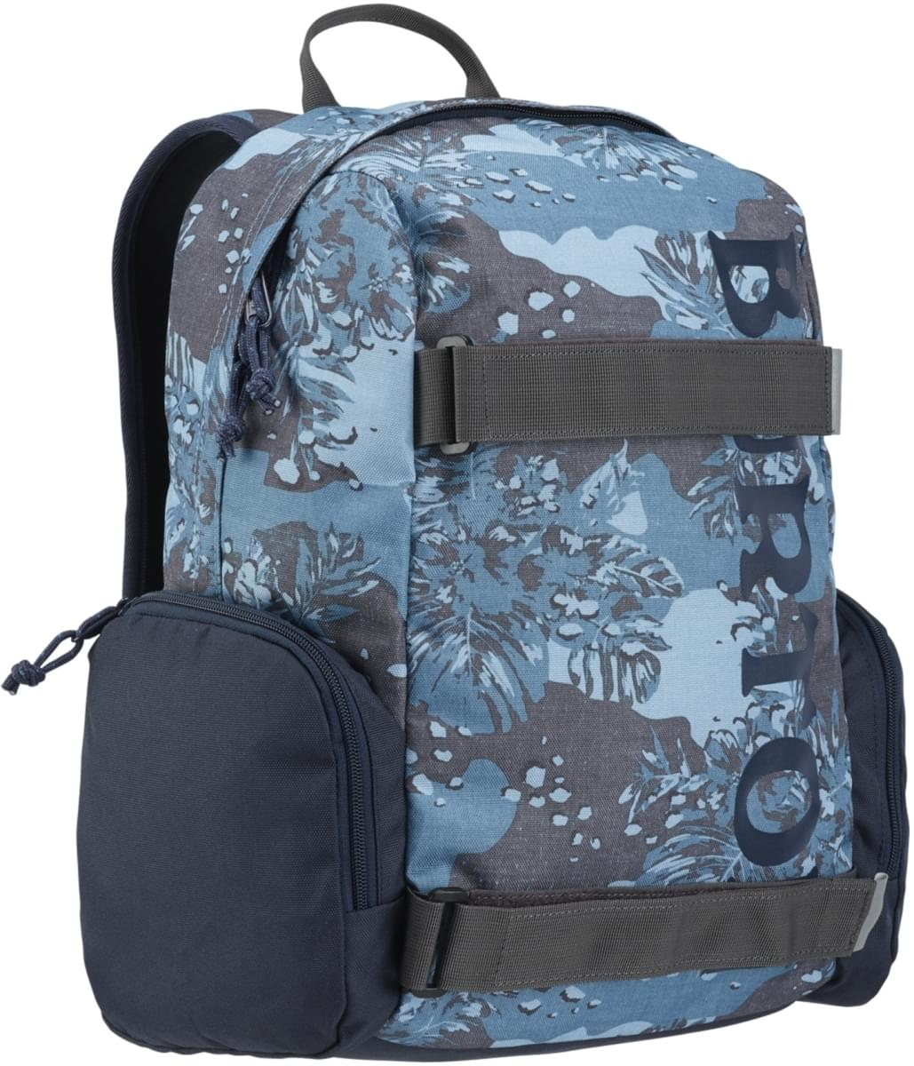 1478d0571ad Dětský batoh Burton Youth Emphasis - saxony blue hawaiian - Skibi Kids