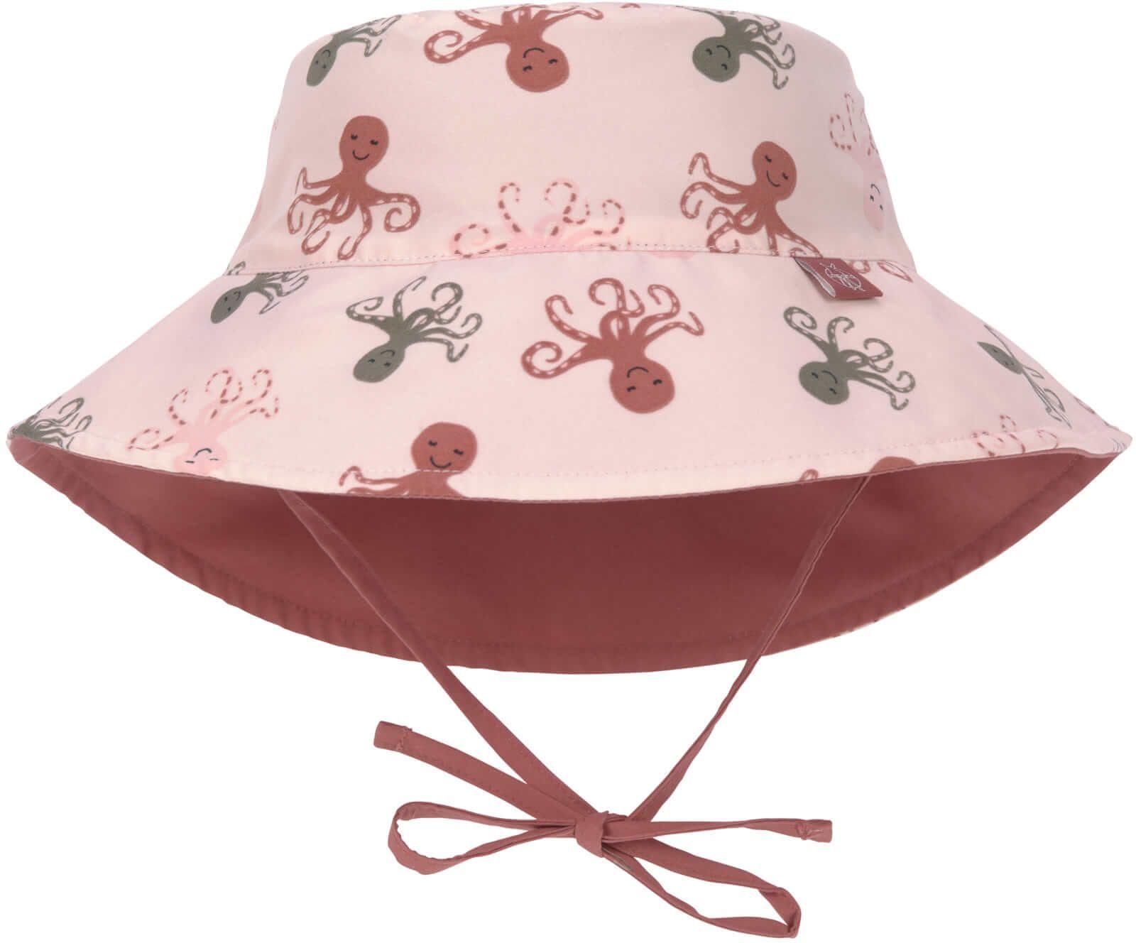 Levně Lassig Sun Protection Bucket Hat-octopus rose 50-51