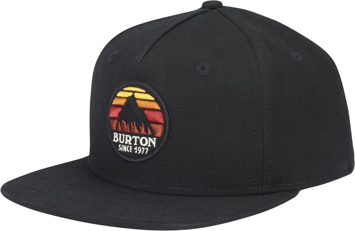 186e92a1d9f Chlapecká kšiltovka Burton Boys Underhill - true black - Skibi Kids