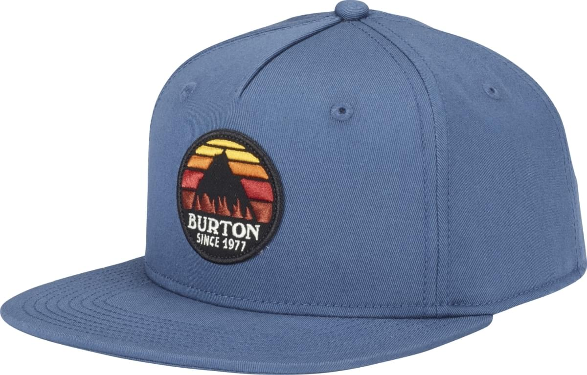 fa6836a5954 Chlapecká kšiltovka Burton Boys Underhill - indigo - Skibi Kids