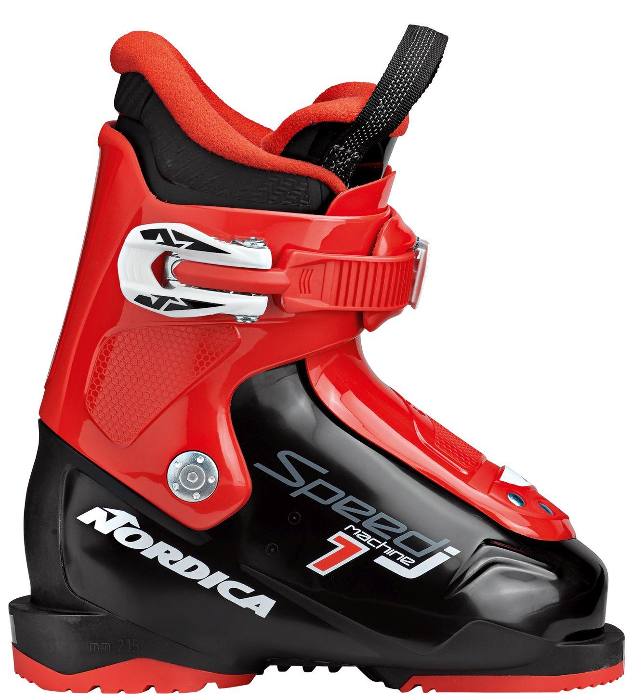 Nordica Speedmachine J 1 - black/red 145