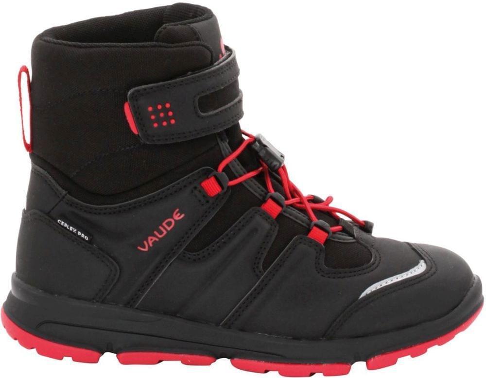 Dětská zimní obuv Vaude Rascal CPX II – black 31
