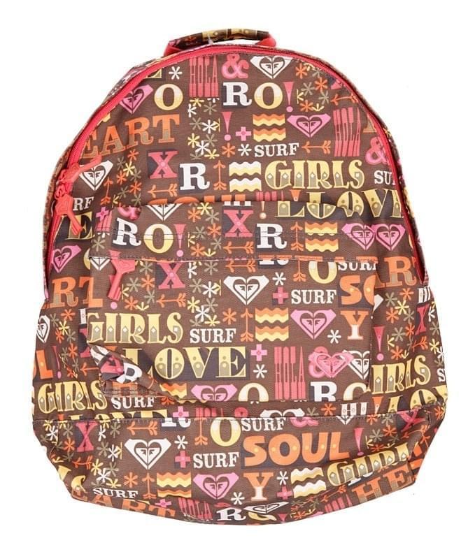 Batoh Roxy Sugar Baby X3 - earth - Skibi Kids 19d0da1a81