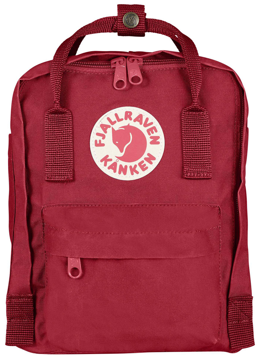 Batoh Fjällräven Kanken Mini - deep red - Skibi Kids 824d113498
