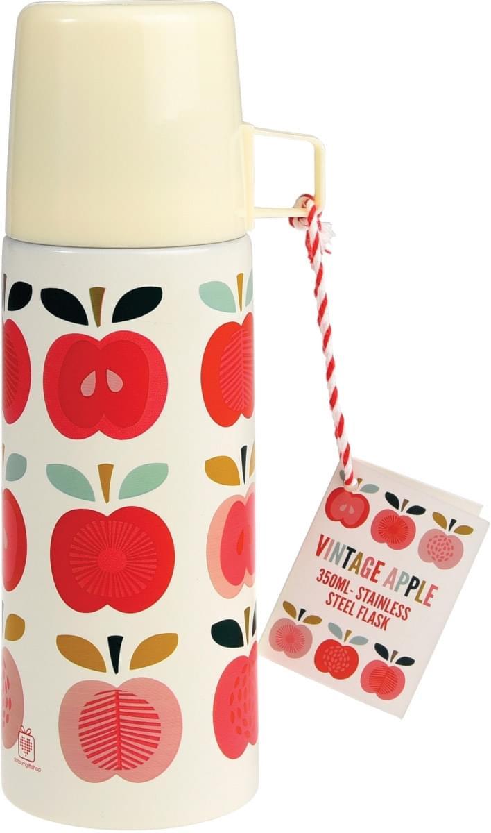 Dětská termoska s hrnečkem - jablíčko - Skibi Kids 8f1c09b867e