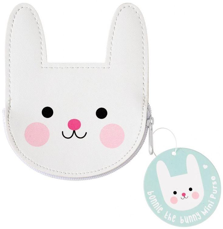 Dětská peněženka králíček Bonnie - Skibi Kids ac8df1d57e