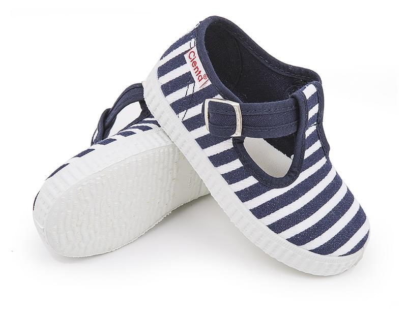 Dětské botičky Cienta Rayas - marino - Skibi Kids ce820f163f