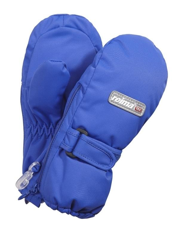 Dětské zimní palčáky se zipem Reima-tec Koto - ultra blue - Skibi Kids df4259c97e