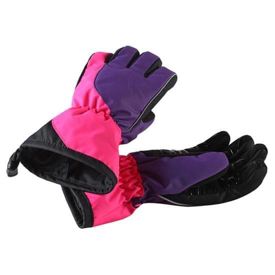 b3aca216e66 Prstové lyžařské rukavice Reima - Skibi Kids