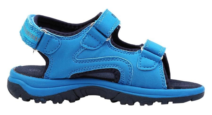 9b158fe5896 Dětské sandály Reima Lagan - strong blue - Skibi Kids