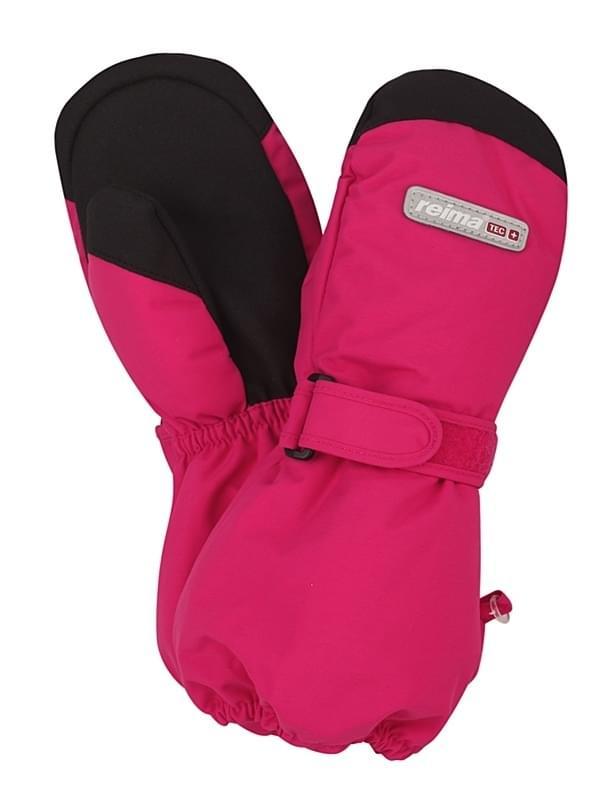 3cb30737d4a Dětské zimní palčáky s membránou Reima Throw – pink - Skibi Kids