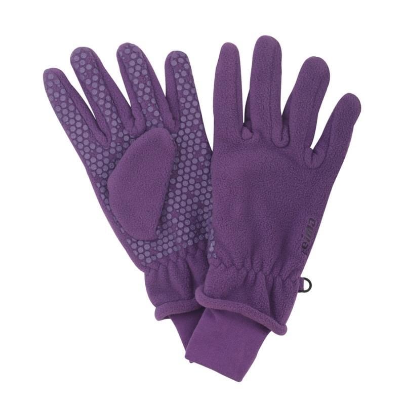 e2dbe85e8a0 Dětské fleecové rukavice Reima Fläche – violet - Skibi Kids