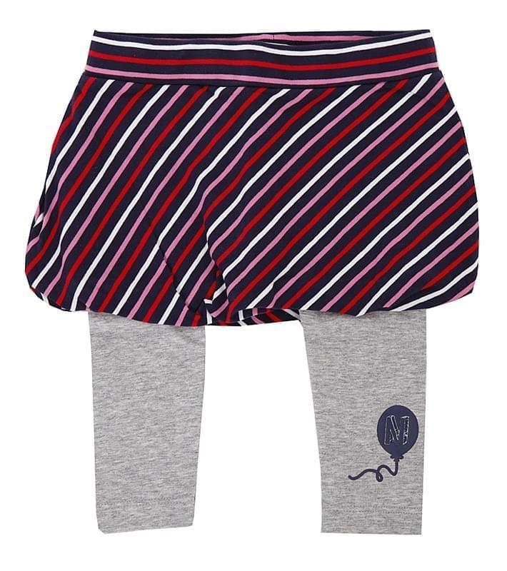 397dedd3942 Dívčí sukně s legíny Noppies Cybergirl - navy - Skibi Kids