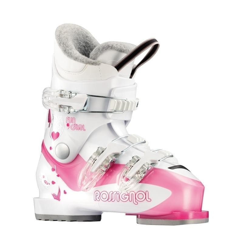 Dětské lyžařské boty Rossignol Fun Girl J3 - Skibi Kids b39a11727a