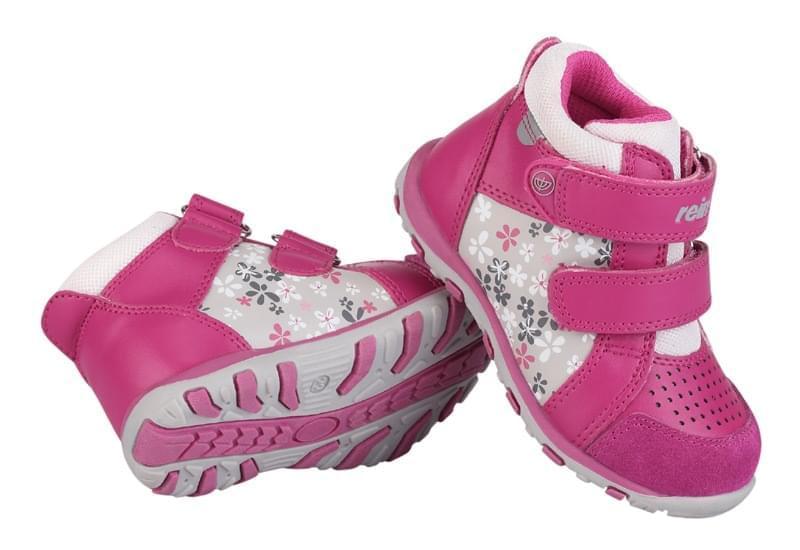 Dětské boty Reima Pilvi - pink - Skibi Kids 1313978a98