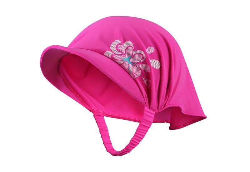 Dívčí šátek Reima Jamaica s UV ochranou – fuchsia - Skibi Kids 22ff20d863