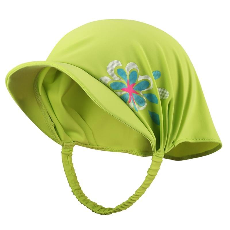 Dívčí šátek Reima Jamaica s UV ochranou – spring green - Skibi Kids 071e15fe2b