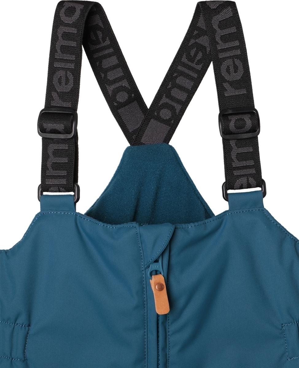 24e6f4fd5bb6 Dětské zimní kalhoty Reima Matias - denim blue - Skibi Kids
