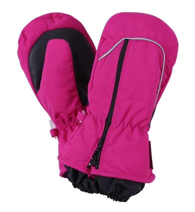 d1f941ab1fe Dětské zimní membránové palčáky Tepas Reima – cherry pink - Skibi Kids