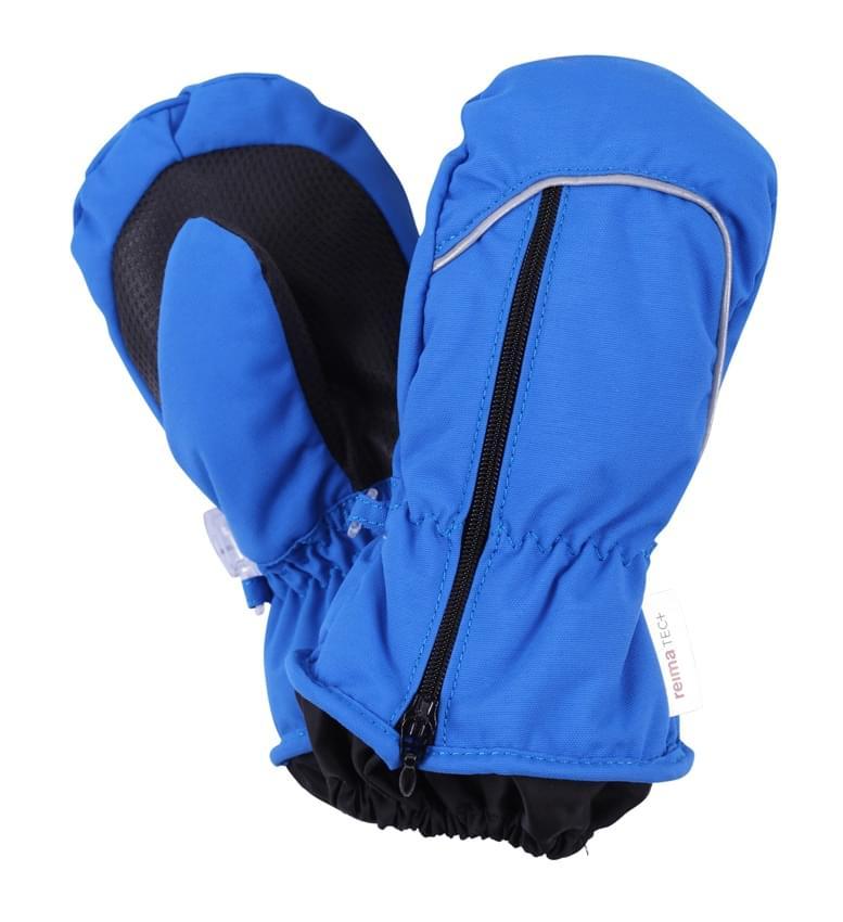 223e6b50115 Dětské zimní membránové palčáky Tepas Reima – blue - Skibi Kids