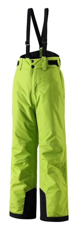 Dětské lyžařské kalhoty Reima Jack – lime - Skibi Kids fb3968d884