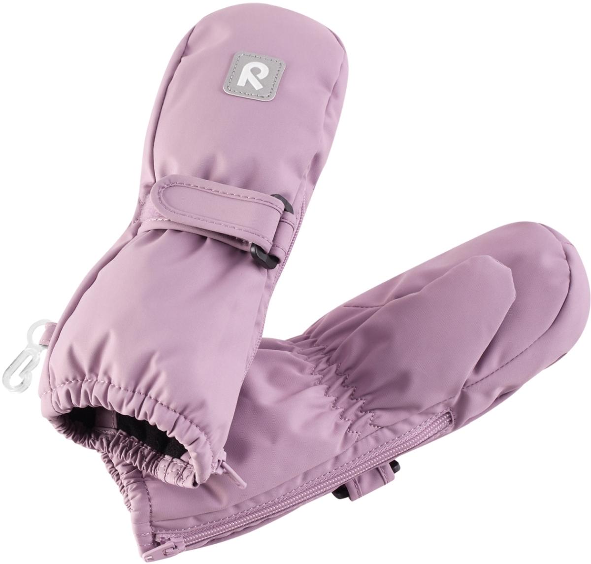 b2da12ea87b Dětské palčáky Reima Tassu - heather pink - Skibi Kids