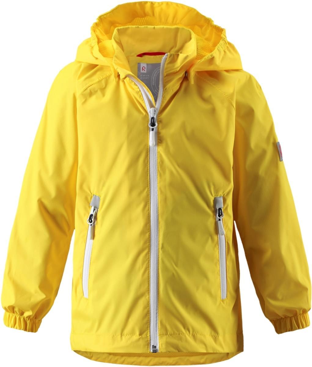 f78ca8cd1c9 Dětská bunda Reima Aragosta - yellow - Skibi Kids