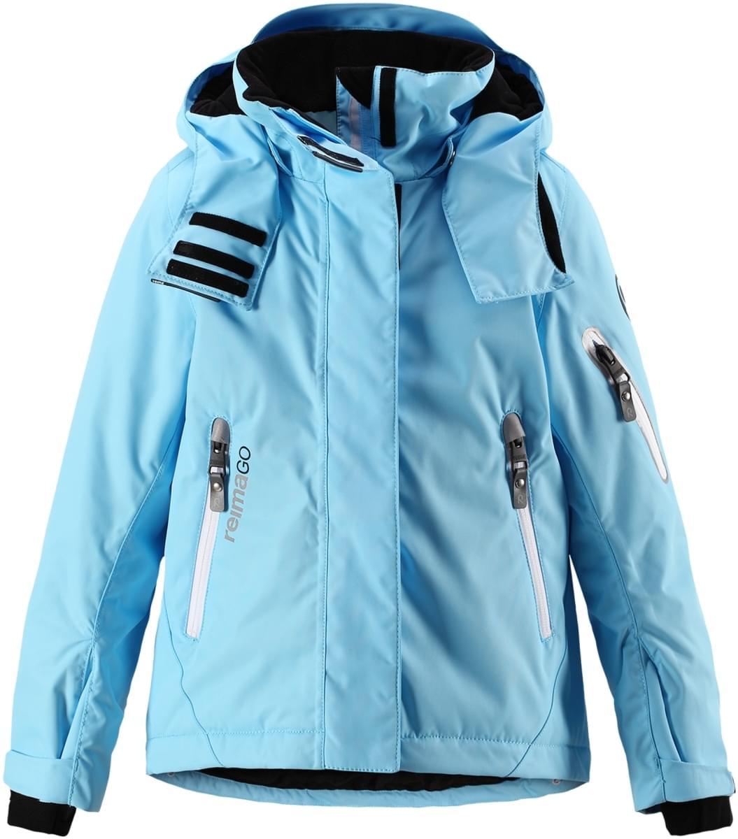 aa289d816b3 Dětská zimní bunda Reima Roxana - Light blue - Skibi Kids