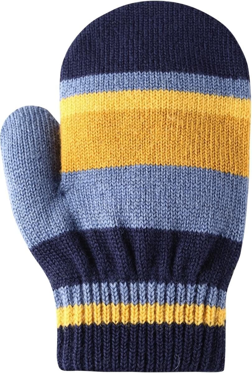 de06abf3e5c Dětské palčáky Reima Stig - Navy stripes - Skibi Kids
