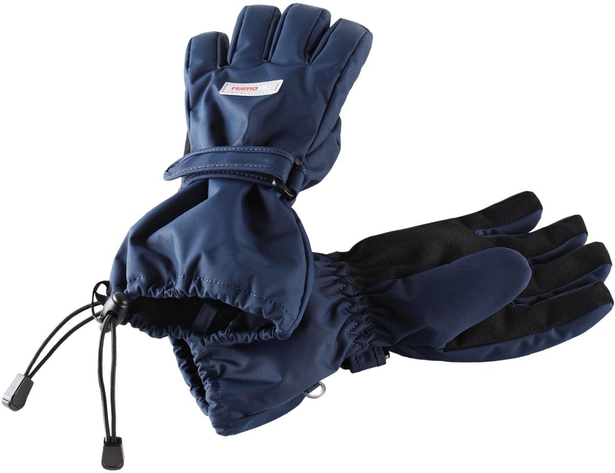 Dětské rukavice Reima Kiito - navy - Skibi Kids 1262d610a1
