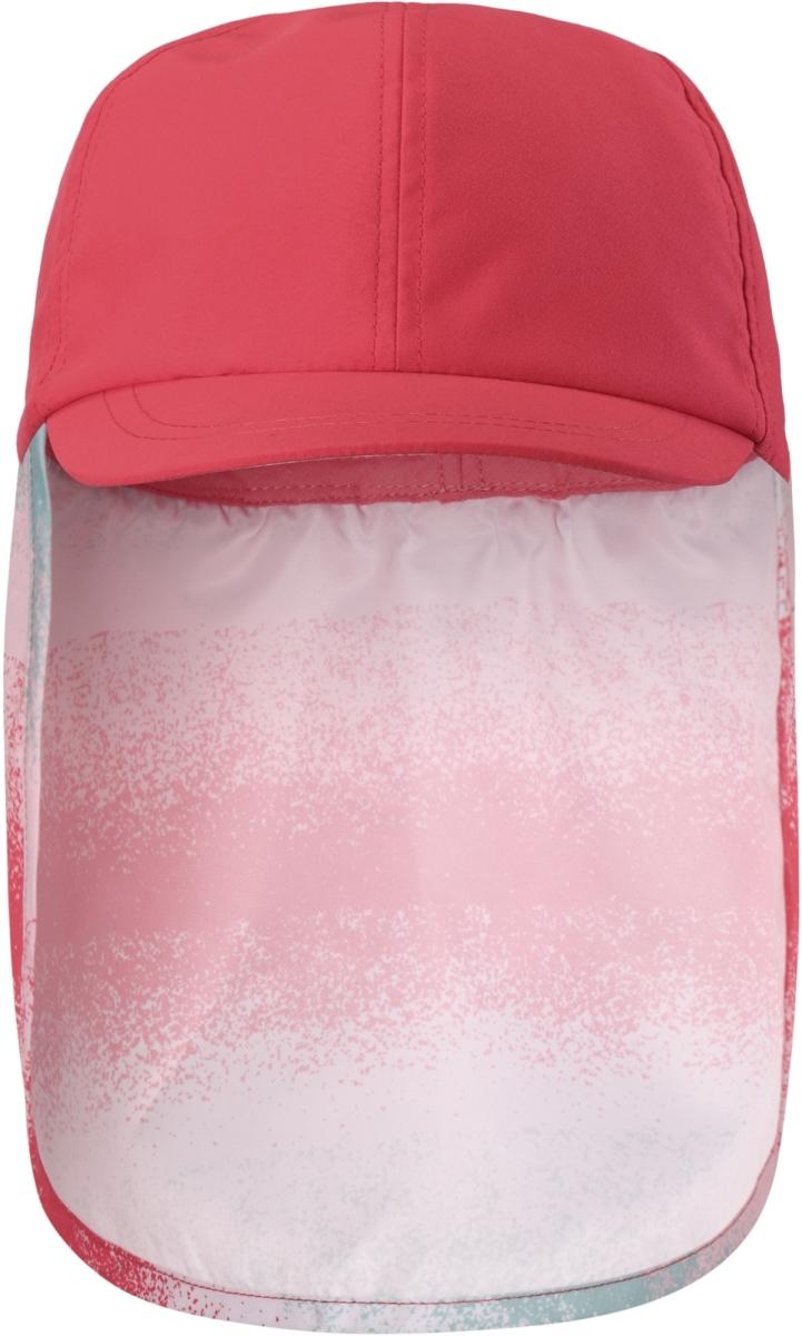 64e95290315 Dětská UV čepice proti slunci Reima Alytos - Bright red - Skibi Kids