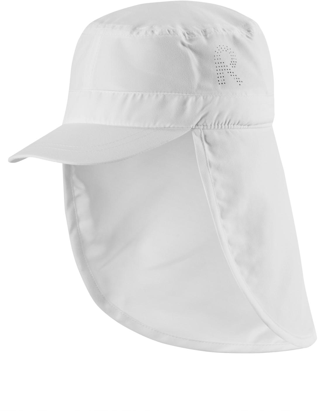 3fe6c87d9e5 Dětská UV čepice proti slunci Reima Aloha - white - Skibi Kids