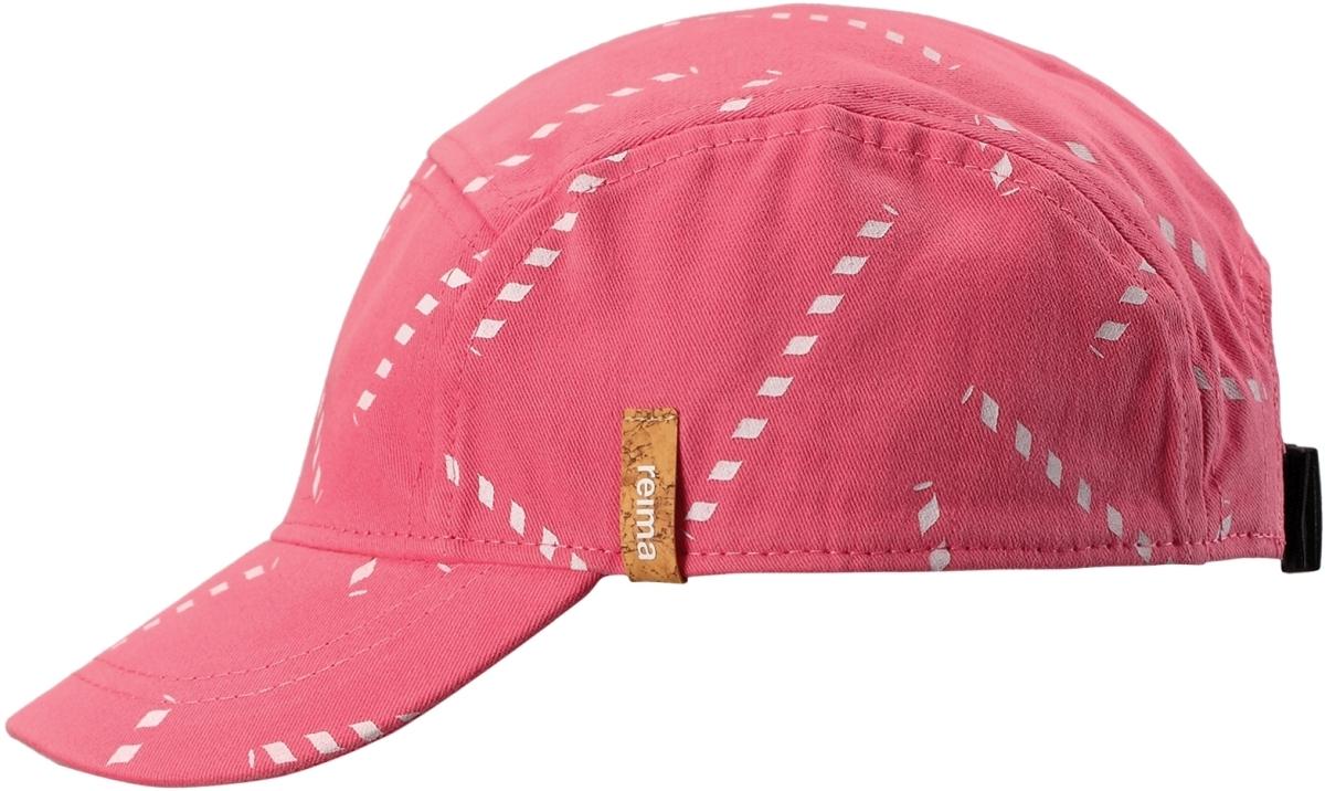 868966a27e4 Dětská kšiltovka Reima Lek - Pink rose - Skibi Kids