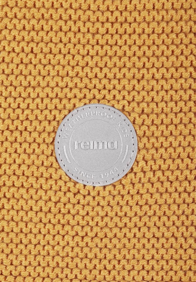 06a14c01bb0 Dětská šála Reima Kesy - vintage gold - Skibi Kids
