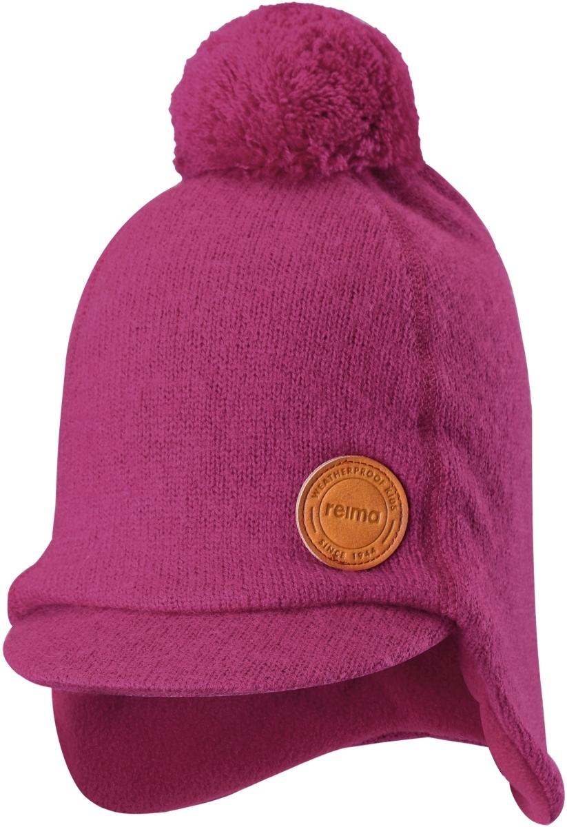Dětská čepice Reima Kota - cranberry pink - Skibi Kids 8f4aed90c0