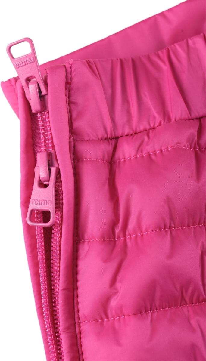 68af7617b60 Dětská zimní sukně Reima Floora - Pink - Skibi Kids
