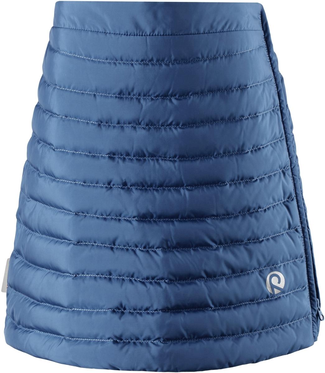 14845dca9da Dívčí zimní sukně Reima Floora - denim blue - Skibi Kids