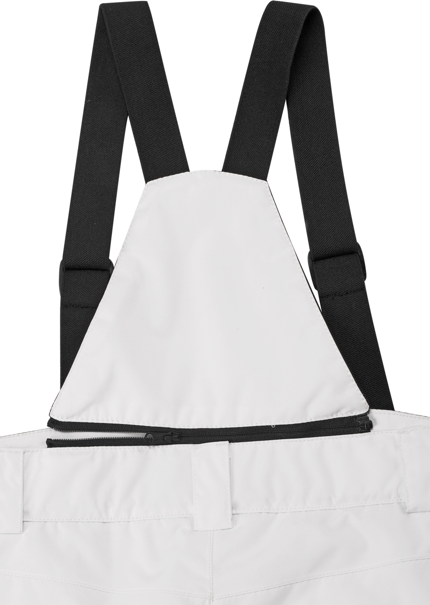 5867afc1e4f4 Dětské zimní kalhoty Reima Terrie - white - Skibi Kids