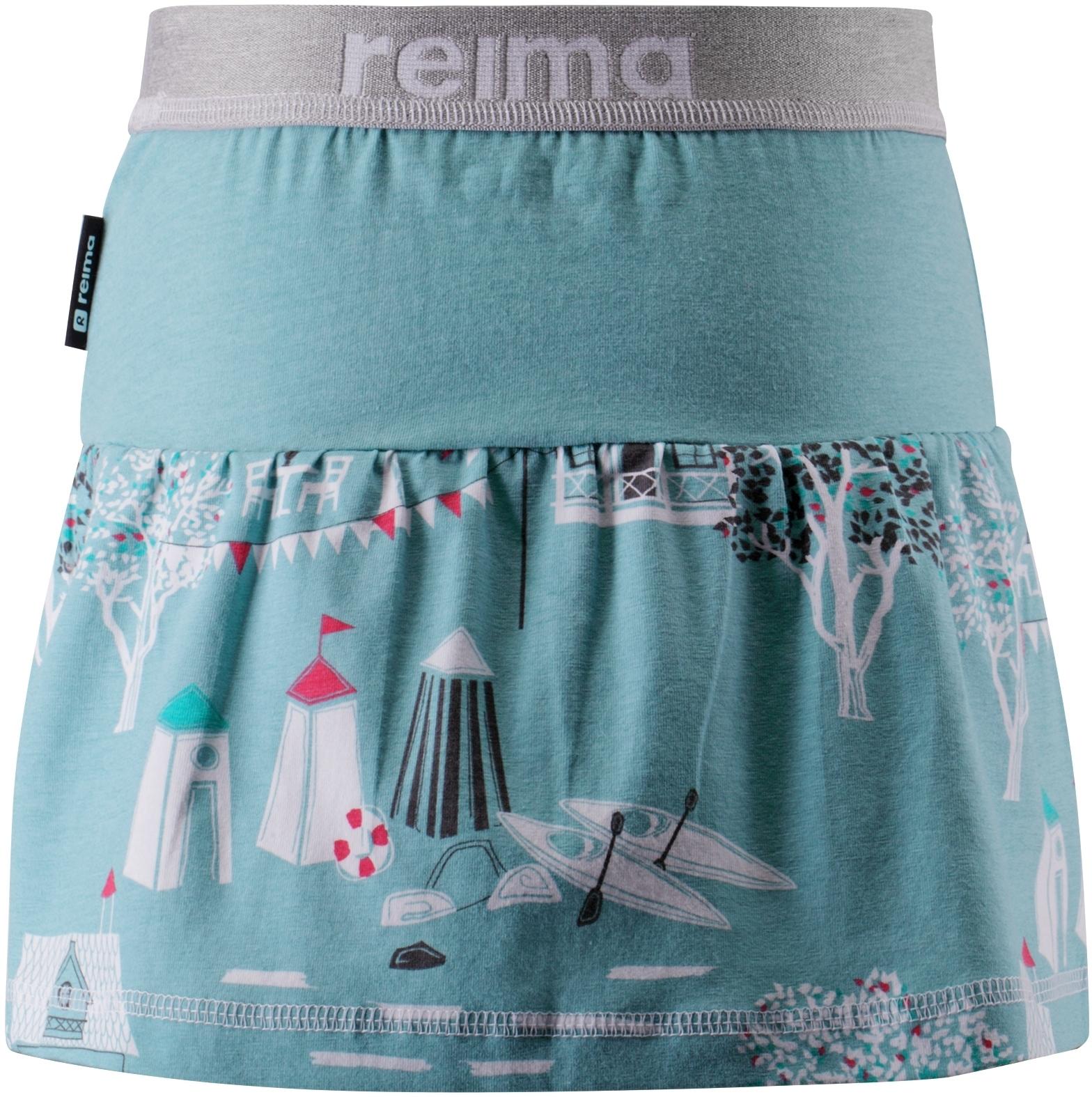 11340563309 Dívčí sukně Reima Sukellus - light sky blue - Skibi Kids