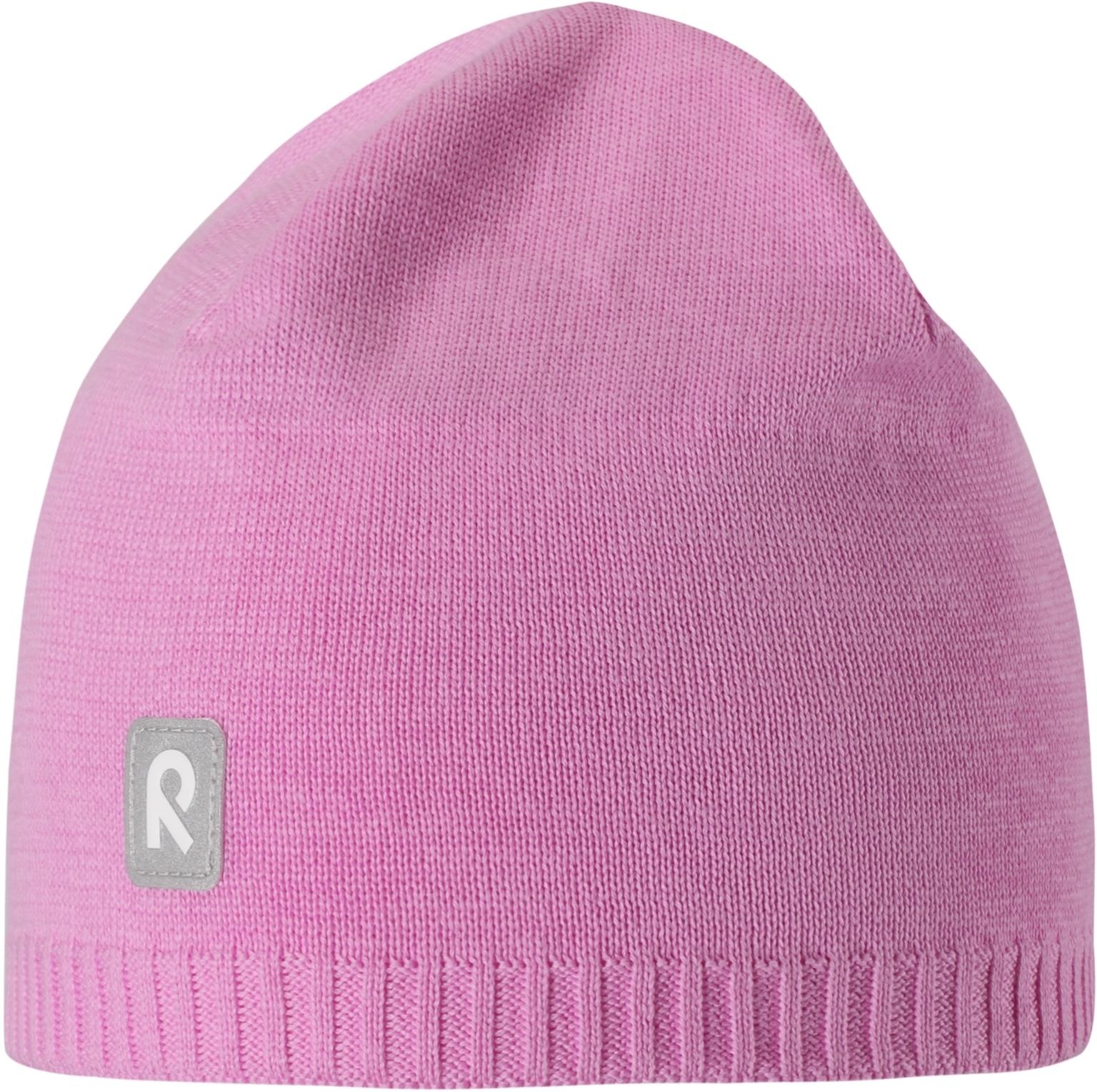 Dětská čepice Reima Haapa - candy pink - Skibi Kids 6738ca2536