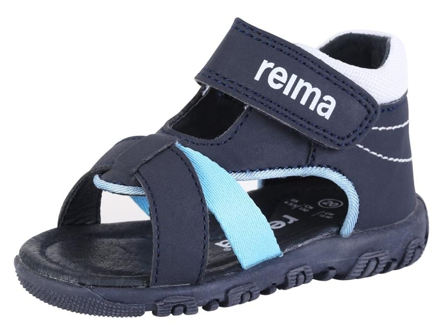 Dětské sandály Reima Lica - navy - Skibi Kids a2adc242e6