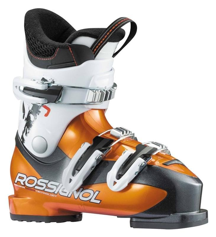 Dětské lyžařské boty Rossignol Radical J3 - solar - Skibi Kids 839acd15e3